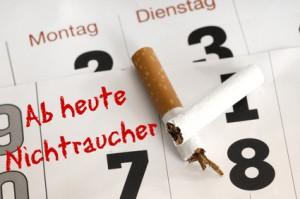HNO-Arzt empfiehlt auf das Rauchen zu verzichten