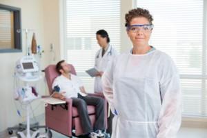 Der HNO-Arzt Berlin untersucht Kopf- und Halskrebs mittels Ultraschall