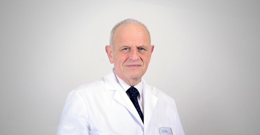 Prof. Dr. med. Harald Enzmann, Facharzt für HNO und Allergologie